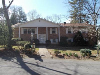 Greeneville Single Family Home For Sale: 1207 Rambling Ct