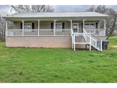 Kingsport Single Family Home For Sale: 1825 Clouds Ford Road