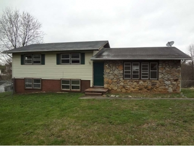Johnson City TN Single Family Home For Sale: $62,500