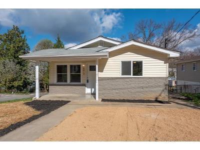 Bristol Single Family Home For Sale: 2013 Windsor Ave