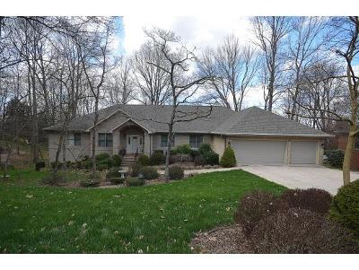 Johnson City Single Family Home For Sale: 214 Shadowood Dr