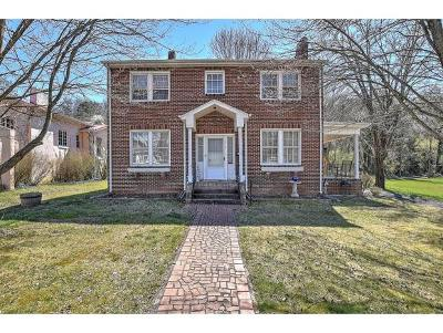 Bristol Single Family Home For Sale: 1716 Windsor Avenue