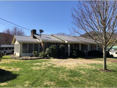 Elizabethton Single Family Home For Sale: 2503 Bob Little Rd