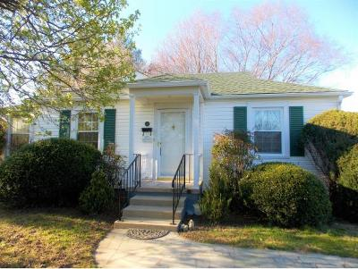 Johnson City Single Family Home For Sale: 524 Highland