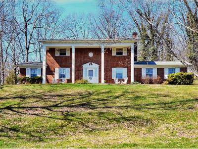 Kingsport TN Single Family Home For Sale: $168,900