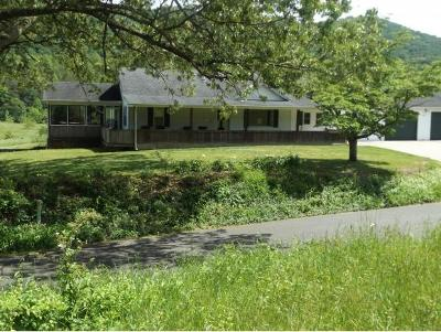 Single Family Home For Sale: 727 Tarpine Va Rd