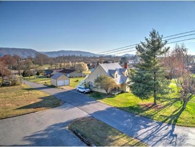 Church Hill Single Family Home For Sale: 468 E. Main Boulevard