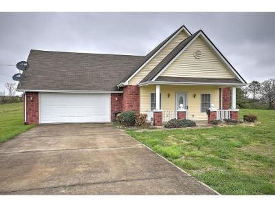 Telford TN Single Family Home For Sale: $155,000