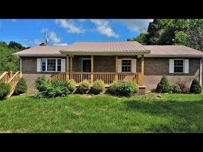 Single Family Home For Sale: 1172 Palmer Hollow Rd