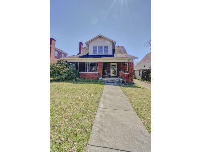 Bristol VA Single Family Home For Sale: $175,000