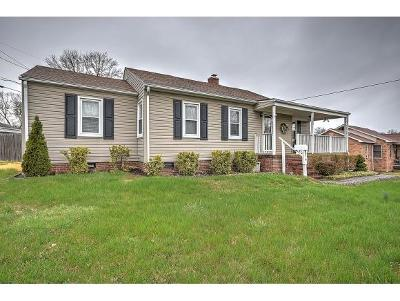 Kingsport Single Family Home For Sale: 1304 Midland Drive