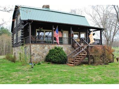 Greeneville Single Family Home For Sale: 280 Overbrook Ln