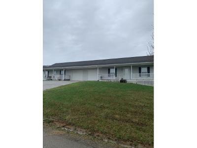 Greeneville Multi Family Home For Sale: 2050 E Fork Rd