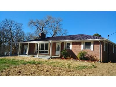 Single Family Home For Sale: 323 Ducktown Rd