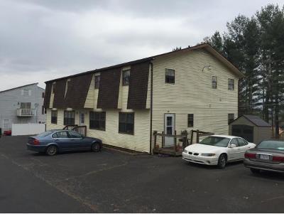 Elizabethton Single Family Home For Sale: 115 Townview Estates Dr