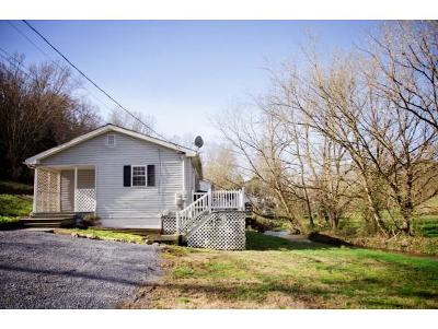 Bluff City Single Family Home For Sale: 492 Weaver Branch Rd