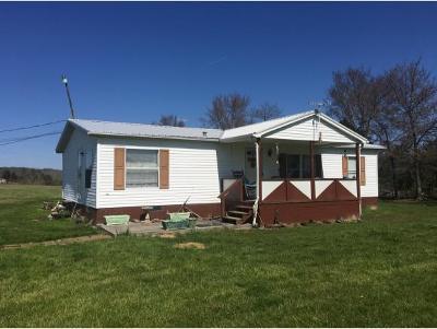 Bulls Gap Single Family Home For Sale: 14980 W Andrew Johnson Hwy.
