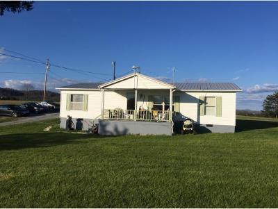Bulls Gap Single Family Home For Sale: 14970 W Andrew Johnson Hwy.