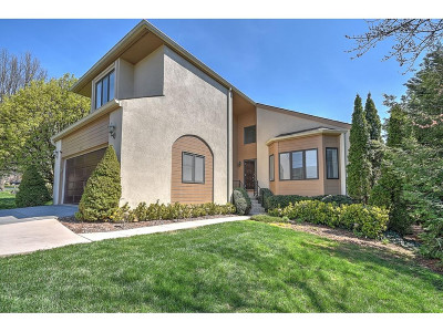 Johnson City Condo/Townhouse For Sale: 827 Xanadu Court #827