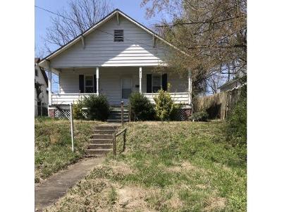 Johnson City Single Family Home For Sale: 711 E Fairview