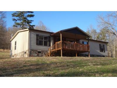 Fort Blackmore VA Single Family Home For Sale: $74,250