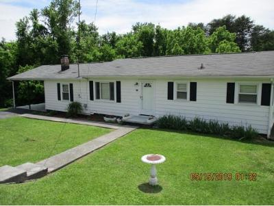 Elizabethton Single Family Home For Sale: 831 Watauga Ave.