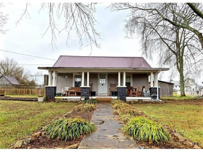 Greeneville Single Family Home For Sale: 140 Church Street