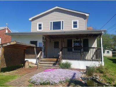 Bristol VA Single Family Home For Sale: $29,900