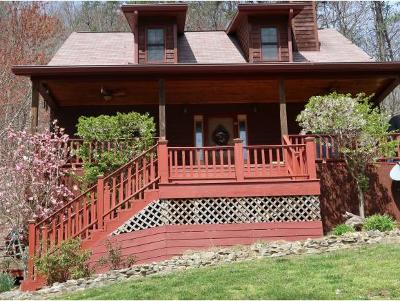 Single Family Home For Sale: 1232 Big Hill Rd