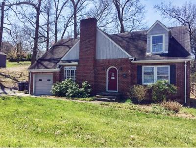 Kingsport Single Family Home For Sale: 2116 Fort Henry Drive