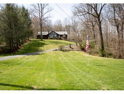 Jonesborough Single Family Home For Sale: 1007 Boones Creek Road