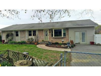 Johnson City Single Family Home For Sale: 4106 Englewood Blvd., W