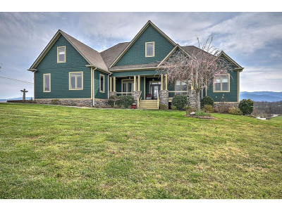 Chuckey Single Family Home For Sale: 4786 Chuckey Pike