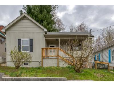Bristol VA Single Family Home For Sale: $69,999