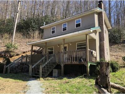 Roan Mountain Single Family Home For Sale: 777 Belconey Ridge