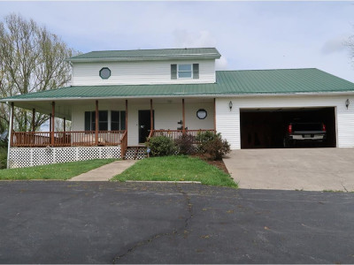 Bulls Gap Single Family Home For Sale: 432 Pleasant Hill Rd