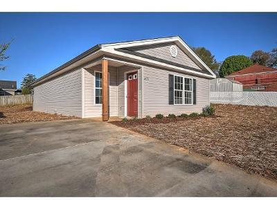 Kingsport Single Family Home For Sale: 2215 Glenwood