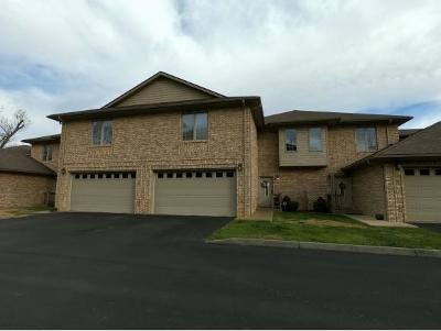 Johnson City Condo/Townhouse For Sale: 575 Boring Chapel Road #9