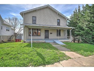 Single Family Home For Sale: 209 W Fairview Ave