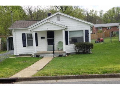 Johnson City Single Family Home For Sale: 410 Colorado Street