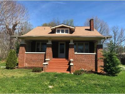 Johnson City Single Family Home For Sale: 2902 W Walnut St