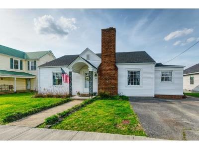 Elizabethton Single Family Home For Sale: 317 East D St