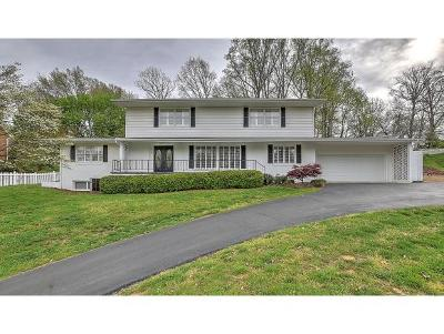 Kingsport Single Family Home For Sale: 1216 Radcliffe Ave
