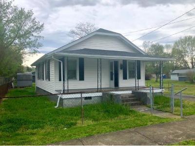 Kingsport Single Family Home For Sale: 1629 E St