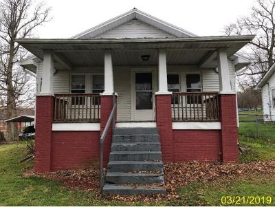 Kingsport Single Family Home For Sale: 1521 Woodland Ave.
