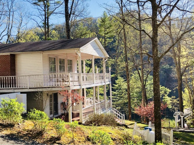 Butler Single Family Home For Sale: 1983 Sink Valley Road