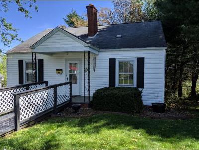 Kingsport Single Family Home For Sale: 1702 Pierce St