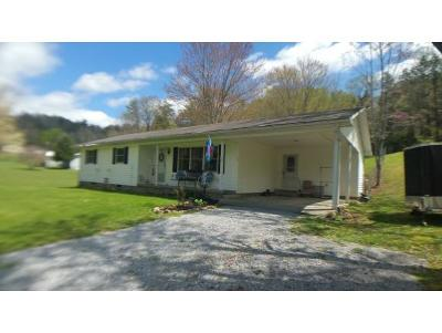 Erwin TN Single Family Home For Sale: $147,000