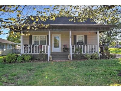 Kingsport Single Family Home For Sale: 722 Fairview Avenue