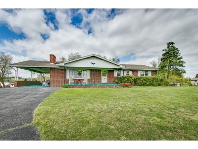 Bristol VA Single Family Home For Sale: $219,900